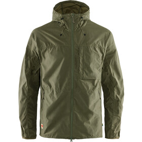 Fjällräven High Coast Wind Jacket Men green